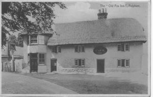 PH23182 Fox Inn, 1931