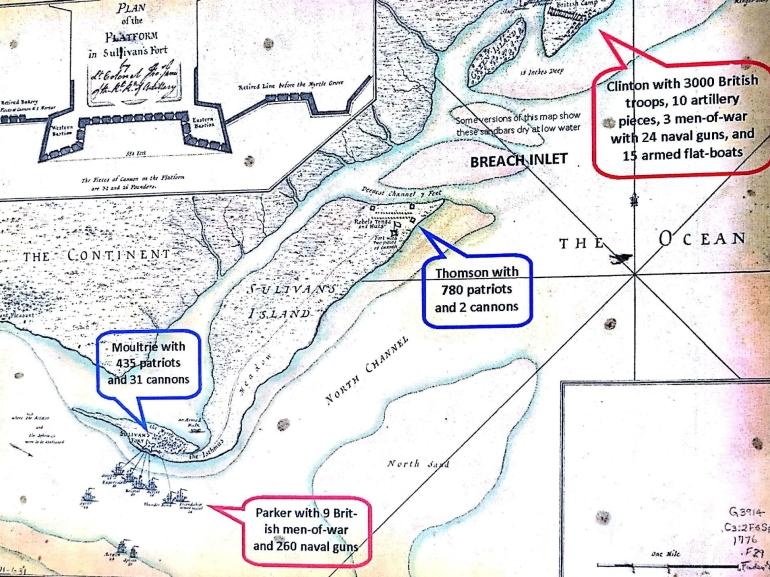 Sullivan fort plan 1