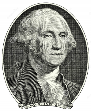 George Washington copyright free