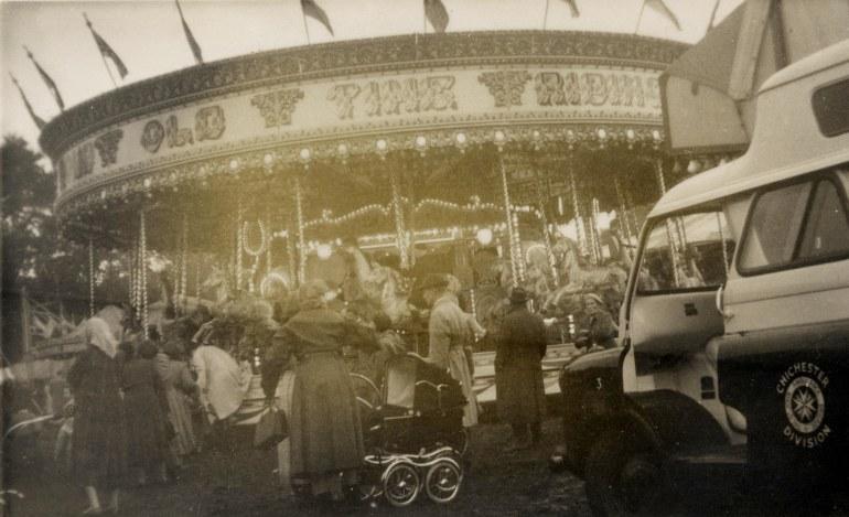 Sloe Fair 1950