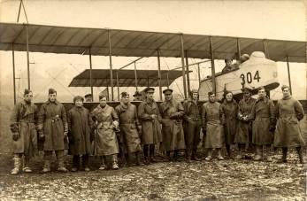 PASHLEY WWI