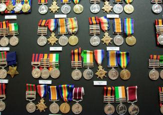 Museum medals