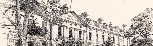 Royal West Sussex Sketch