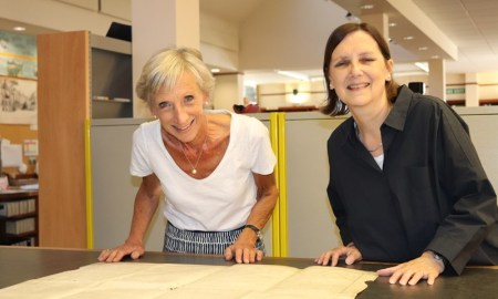 Wendy and Lousie Goldsmith