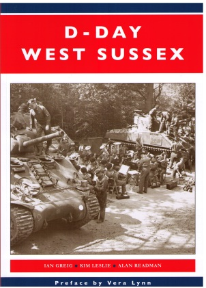 D-Day West Sussex cover